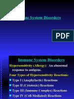 Immune Disorders