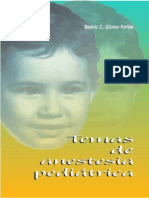 Temas Anestesia Pediatrica 2007