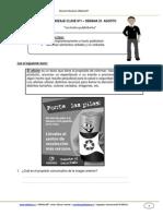 Guia Lenguaje 8basico Semana25 Textos Publicitarios Agosto 2013