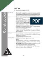 Co-ht_sika Control 40 Contreto Contraccion