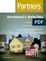 Reconsidering U.S. Housing Policy