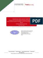 Artigo 1. O Desenho como forma de avaliação de crianças em situação précirúrgica