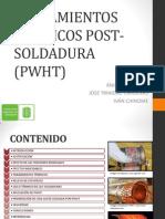 Tt Post-soldadura (Pwht)