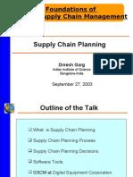 Supply Chain