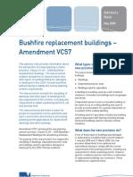 Bushfire Planning Requirements