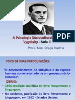 05 A PSICOLOGIA SÓCIOCULTUAL VYGOTSKY