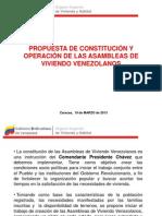 Asambleas de Viviendo Venezolanos 16 01 2013 (1)