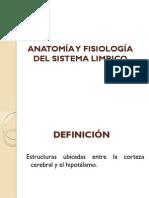 ANATOMÍA Y FISIOLOGÍA DEL SISTEMA LÍMBICO