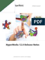 Hyperworks 12.0 Rn