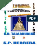 Cartel Trofeo Virgen Coronada
