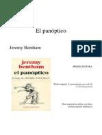 16TUT Bentham Unidad 2 Panoptico