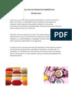 capitulo 2 la quimica de los productos domésticos