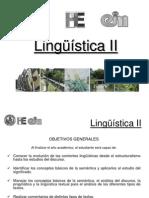 Ling II 1aU 0 Introduccion