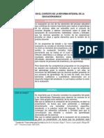 156205571 La Evaluacion en El Contexto de La Reforma Integral de La Educacion Basica