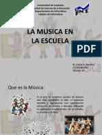 La Musica en La Escuela (1)