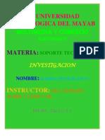 Herramientas y Elementos de Un Programa de Mantenimiento a Equipo de Computo y Sus Perifericos_Karina Pech Blanco