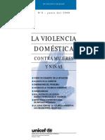 VIF CONTRA MUJERES & NÑAS