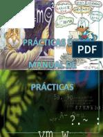 PRÁCTICAS DEL MANUAL DE PRÁCTICAS