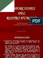 Proporciones Rostro Humanopaso a Paso