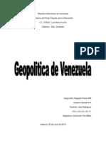 Geopolitica de Vnzla (IPM)