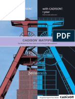(Only for Reference Not Curculation) CADISON-MATPIPE