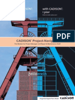 CADISON Project Navigator
