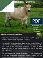 Dairy Presentation