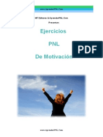 Ejercicios PNL de Motivacion- Aprend erPNL
