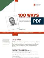 Tom Peters 100 Ways
