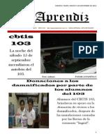 Periodico El Aprendiz Leoye