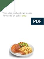 Suscripción a restaurantes