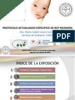 RCP Neonatal-Adi Orbegoso Pardavé