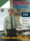 Revista Banco de Ideias n° 40 - Regularização fundiária e redução da violência - Sociedade