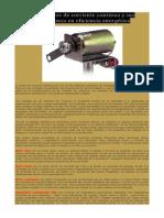 Los Motores DC y Sus Aplicaciones