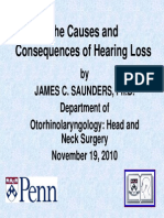 Hearing Loss Types & Causes