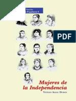 Vetilio Alfau Duran-mujeres de La Independencia