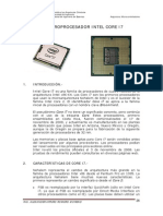 E 05 Microprocesador INTEL I7