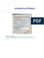 Cara Membuat Mail Server Di Windows Server 2003