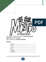 Mentiras- El Musical (Libreto)