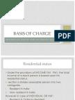 Basis of Charge