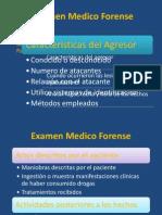 Examen Medico Forense Diapso Ana y Yo