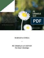 Mariana Gurza - Pe Urmele Lui Zenon