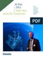 Nl en Oil Gas Conference 2012 Magazine Deloitte