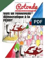 La Rotonde- Édition du 25 novembre 2013