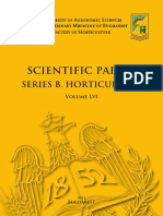 Scientifical Papers 2012 - Horticulture_SeriesB