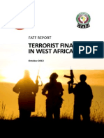 Terrorist Financing in West Africa