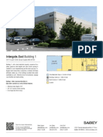 Intergate East Building One Profile Comm
