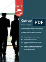 Use of the FATF Recommendations to support the fight against corruption