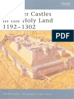 Osprey - Fortress 032 - Crusader Castles in the Holy Land 1192-1302