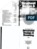 Structural Design & Drawing Volume 1 by Dr. D Krishnamurthy